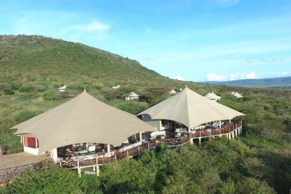 Emaiyan camp(Mara)