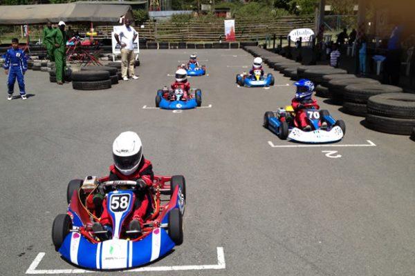 Go Kart Racing Party 2