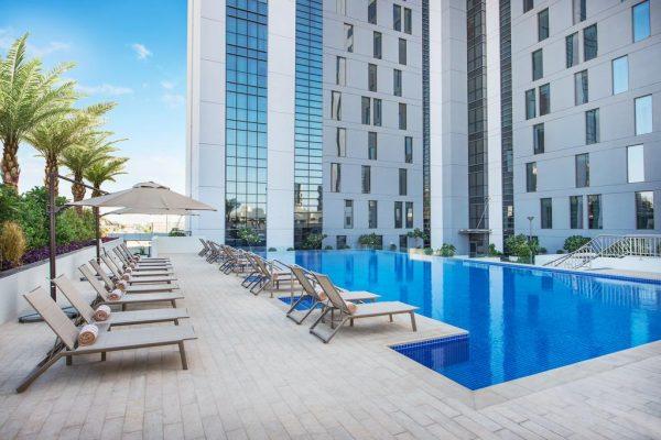 Hampton Hilton Dubai 4