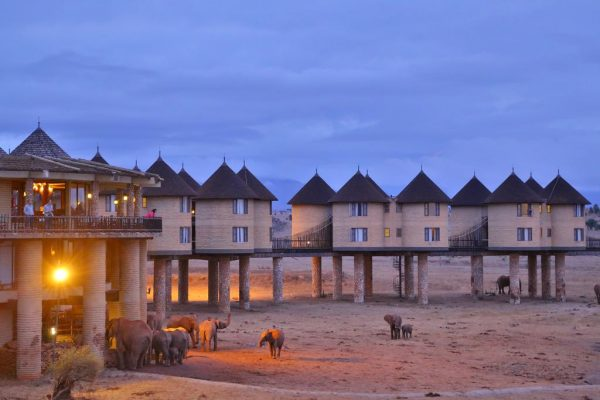 Saltick Safari Lodge and Taita Hills Lodge